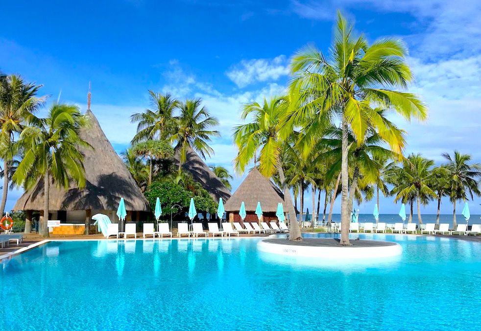 天国にさらに近づくニューカレドニア!ル・メリディアン・ヌメア・リゾート&スパで極楽ステイ