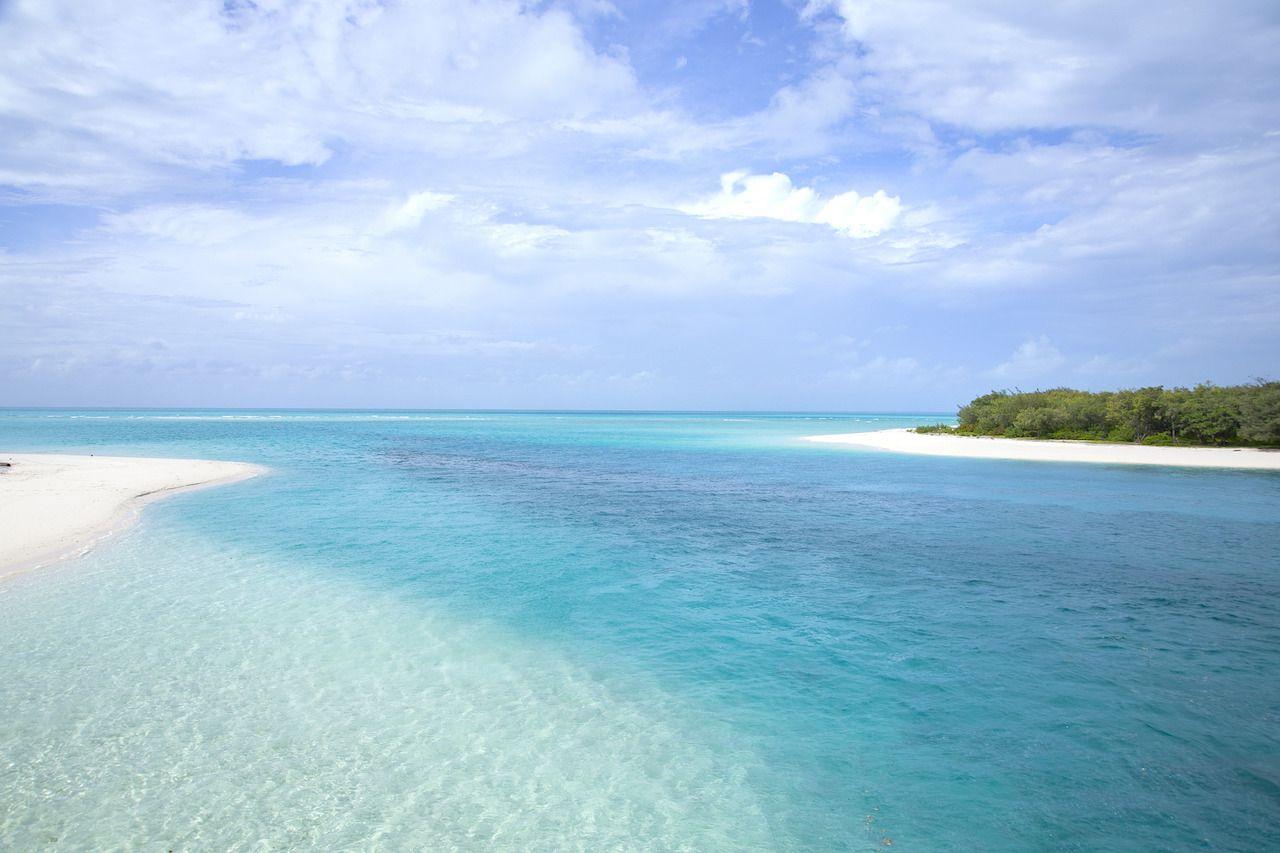 すべての青が集まる海に、ひたすら感動!