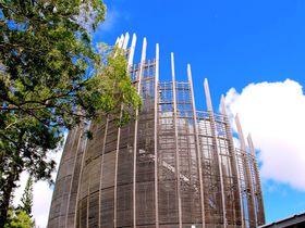 ニューカレドニアの民族文化の世界へ!チバウ文化センター