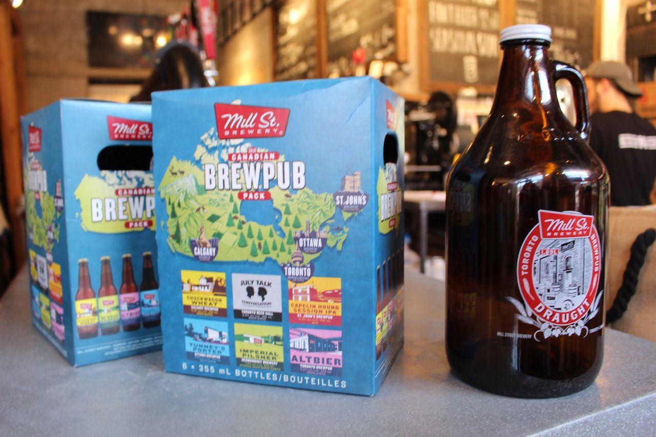 メイド・イン・オンタリオのフード&クラフトビール