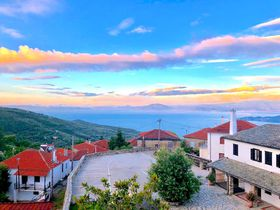 オリンポスの神々も訪れたギリシャの避暑地、ペリオン半島の村々