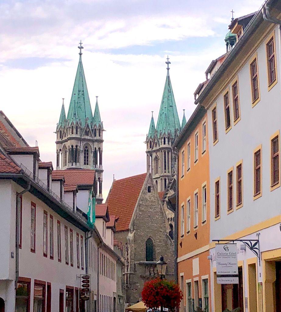 ドイツ・ナウムブルクで1000年の古都へタイムスリップ!