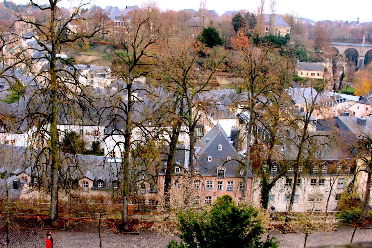 小さくとも豊かな国、ルクセンブルクはこんなところ