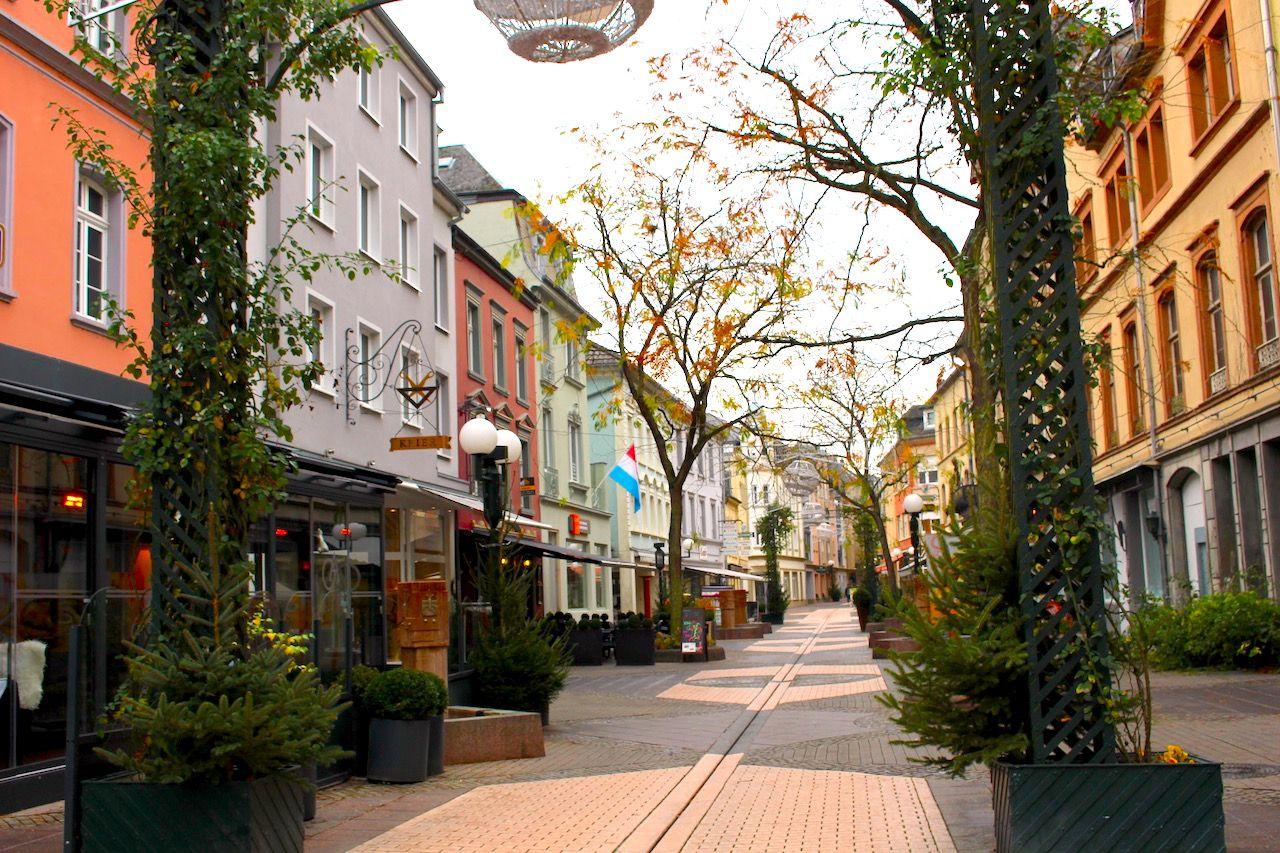 ルクセンブルク最古の町、エシュテルナッハ