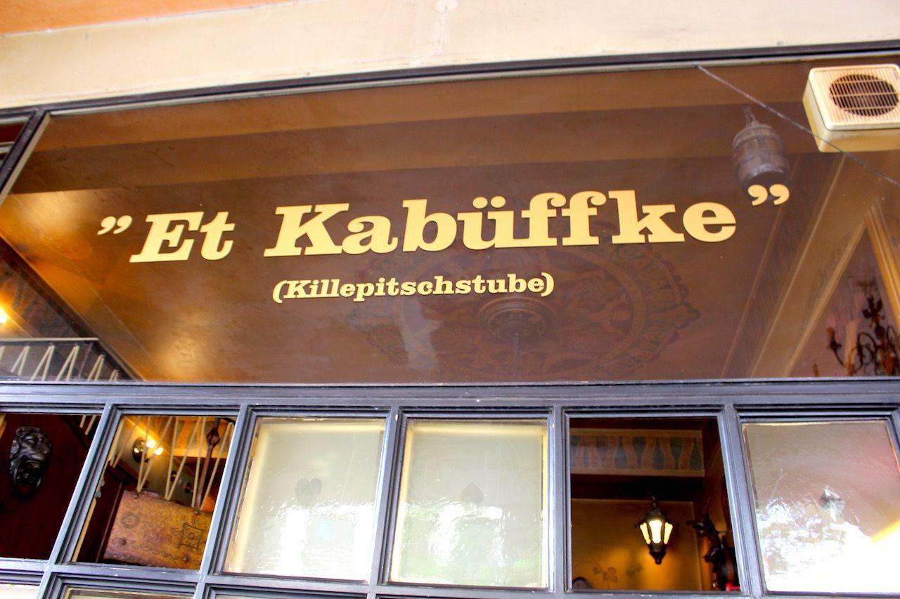 デュッセルドルフならではのお土産は、「酔っ払い殺し」!