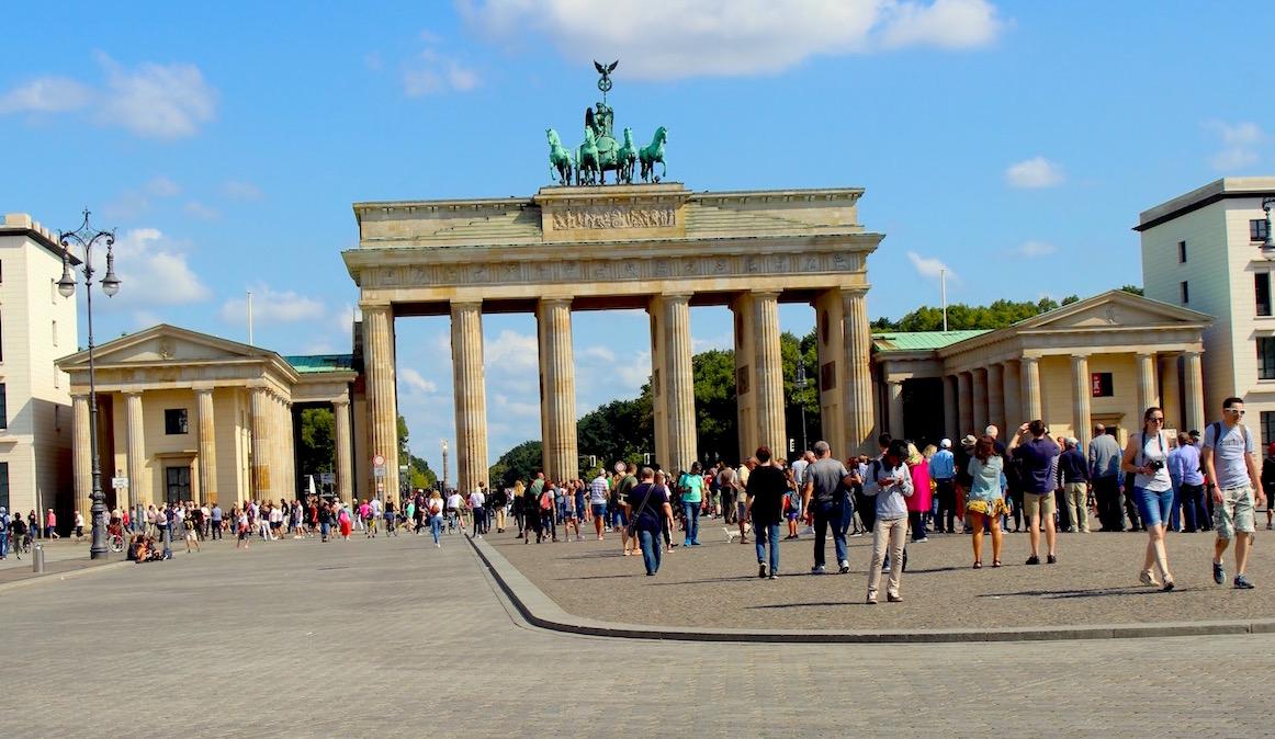 1.ブランデンブルク門