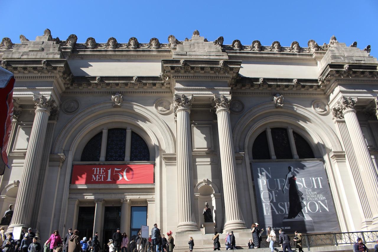 ニューヨーカーの暮らしに溶け込む美術館