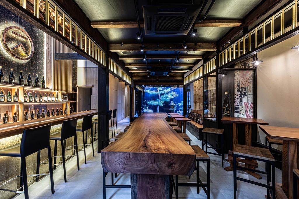築100年超の京町家をリユースした「季の美House」
