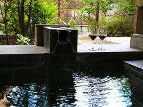 信州ワイン片手に温泉三昧。「星野リゾート 界 松本」で過ごす大人な温泉旅