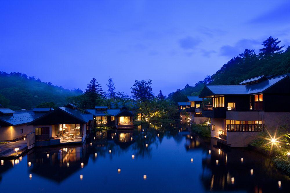 「星のや軽井沢」で過ごす極上の休息。別荘レベルの贅沢客室をチェック
