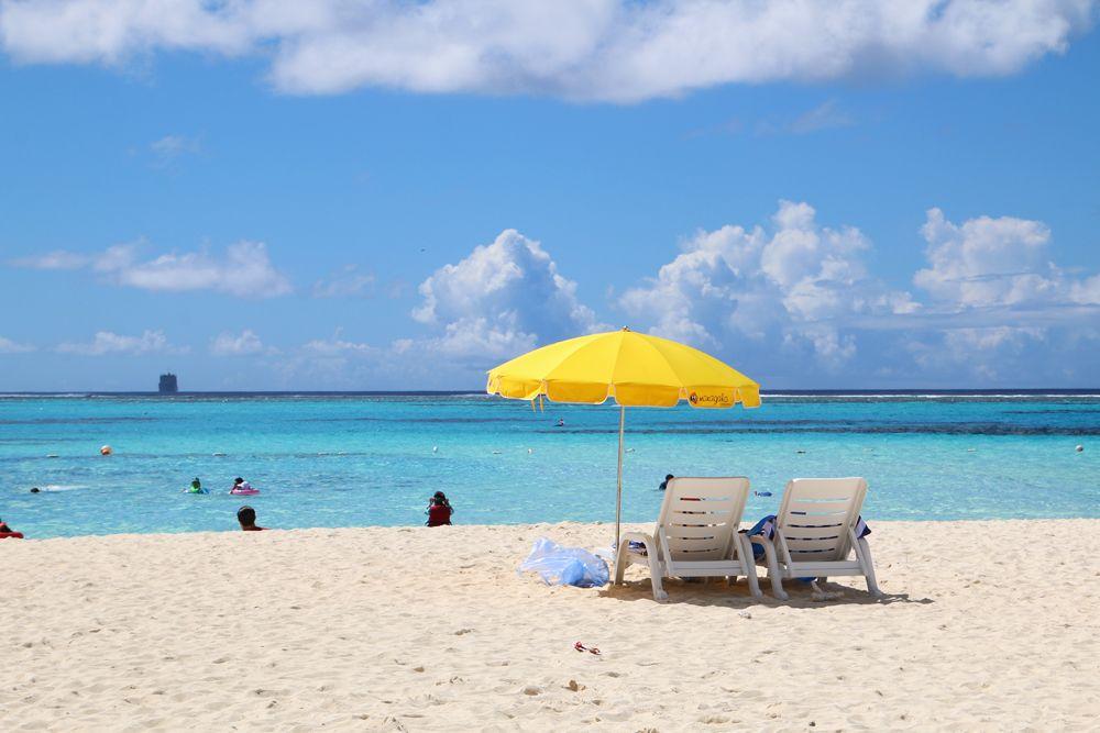 時間を忘れてひと休み。地上の楽園「マニャガハ島」へ