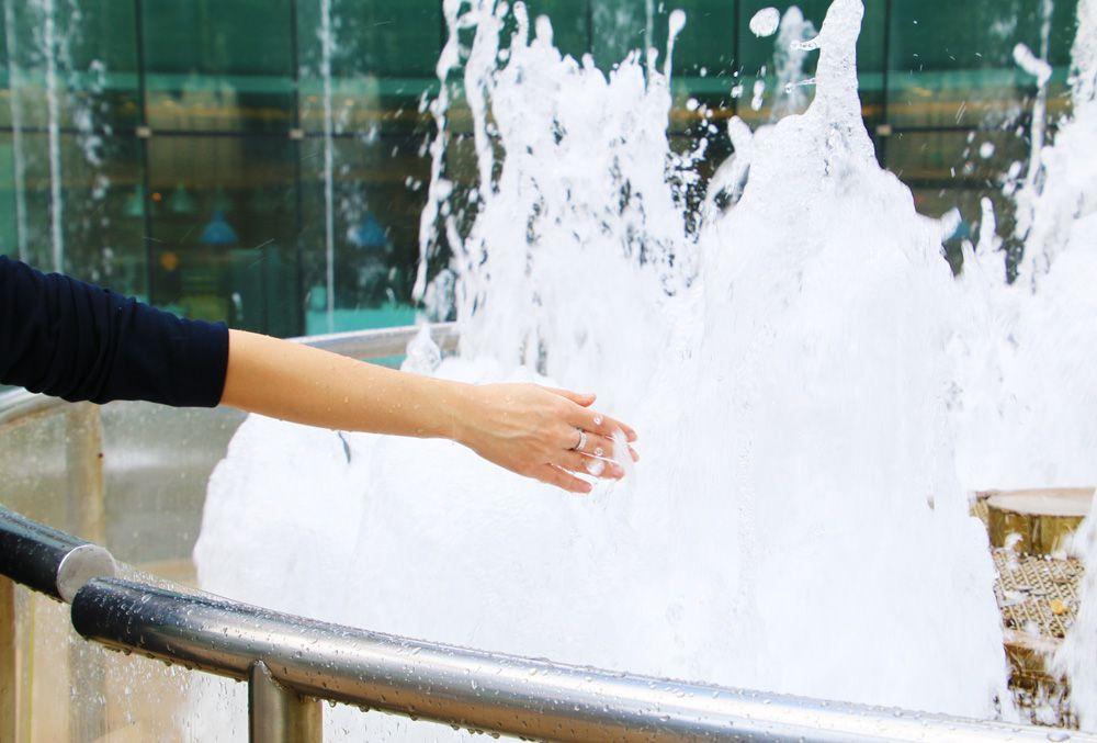 パワースポット3.富の噴水