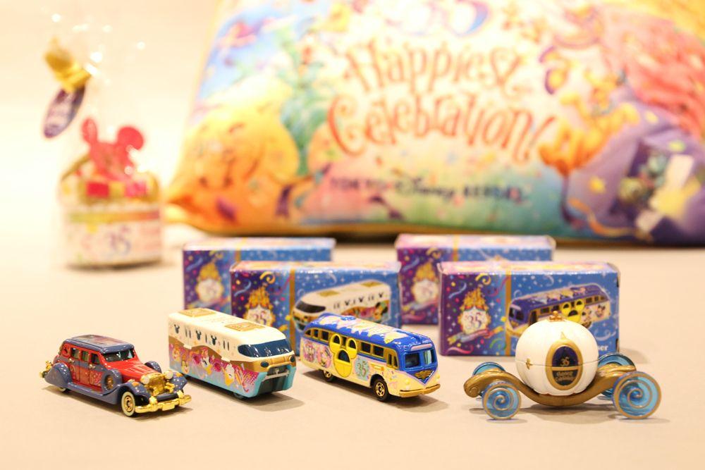 東京ディズニーリゾート35周年スペシャルグッズは約250種類!