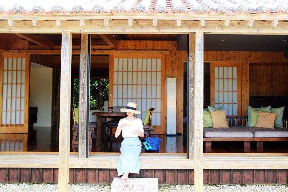 幸せを運ぶ「南風」に包まれる3タイプの客室
