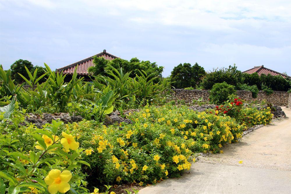 唯一無二の高級リゾート「星のや竹富島」