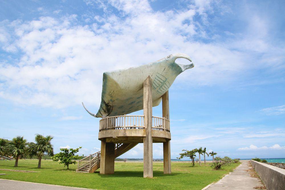 島チャリ散歩で小浜島を散策