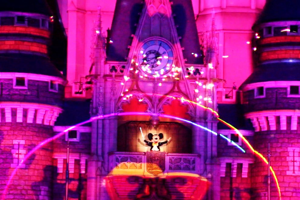 ナイトタイムスペクタキュラー「Celebrate! Tokyo Disneyland」