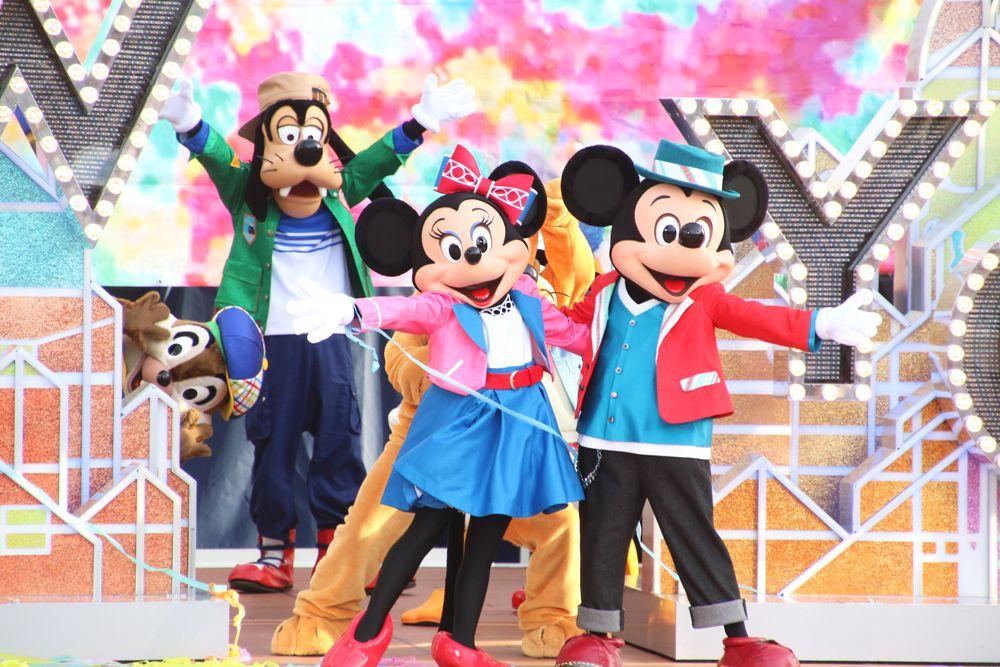 「ハロー、ニューヨーク!」が最高にクール!東京ディズニーシーの新ショー