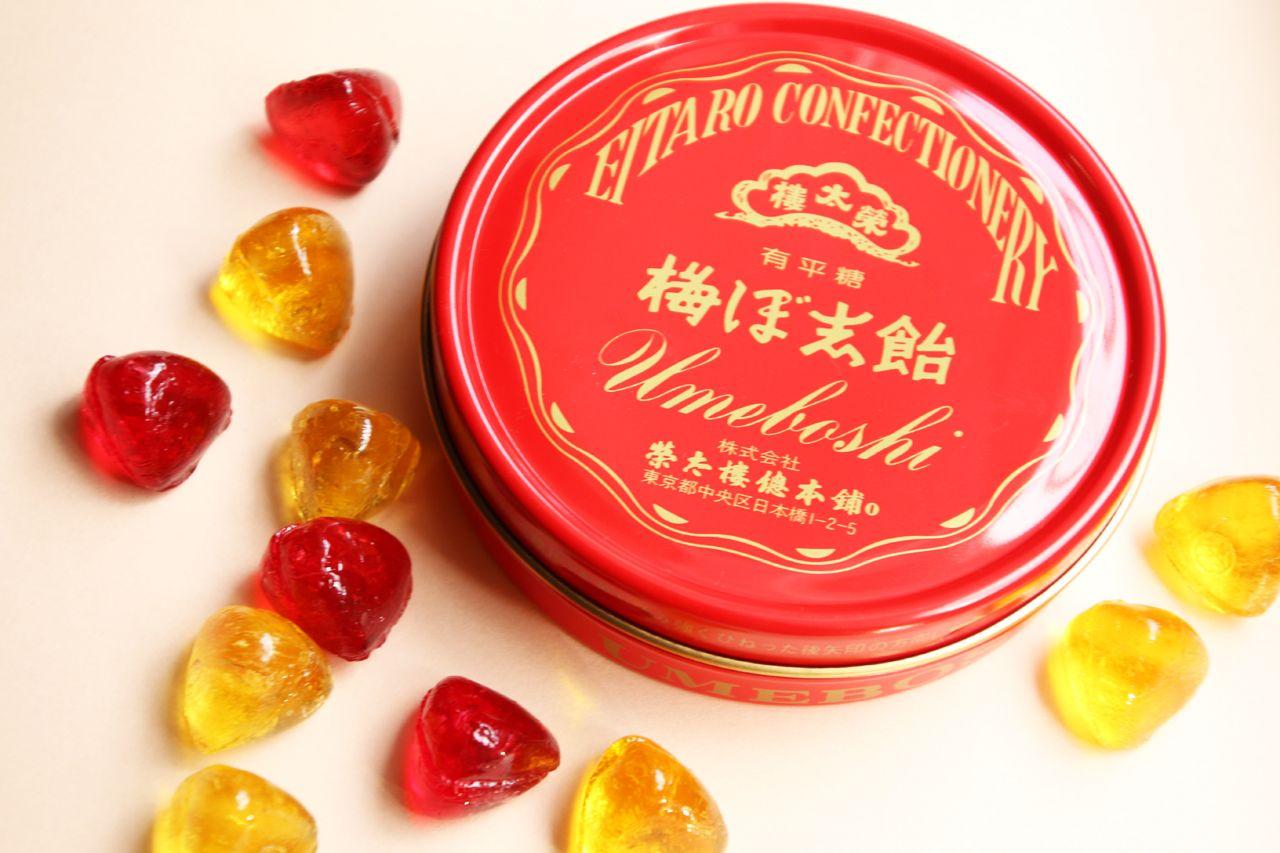 老舗「榮太樓總本鋪」のお菓子を東京土産に