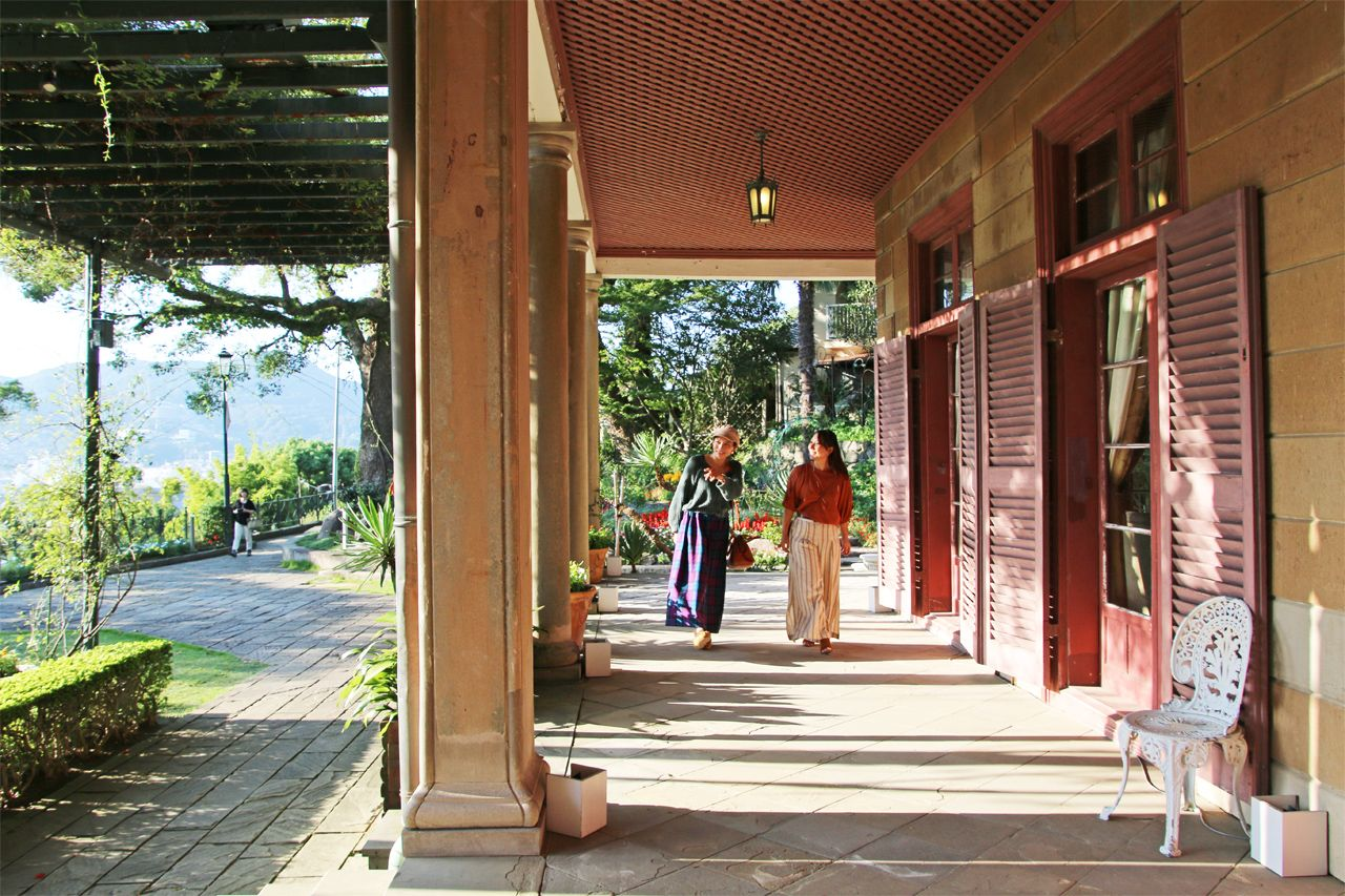 1日目夕方:女子旅マストスポット「グラバー園」