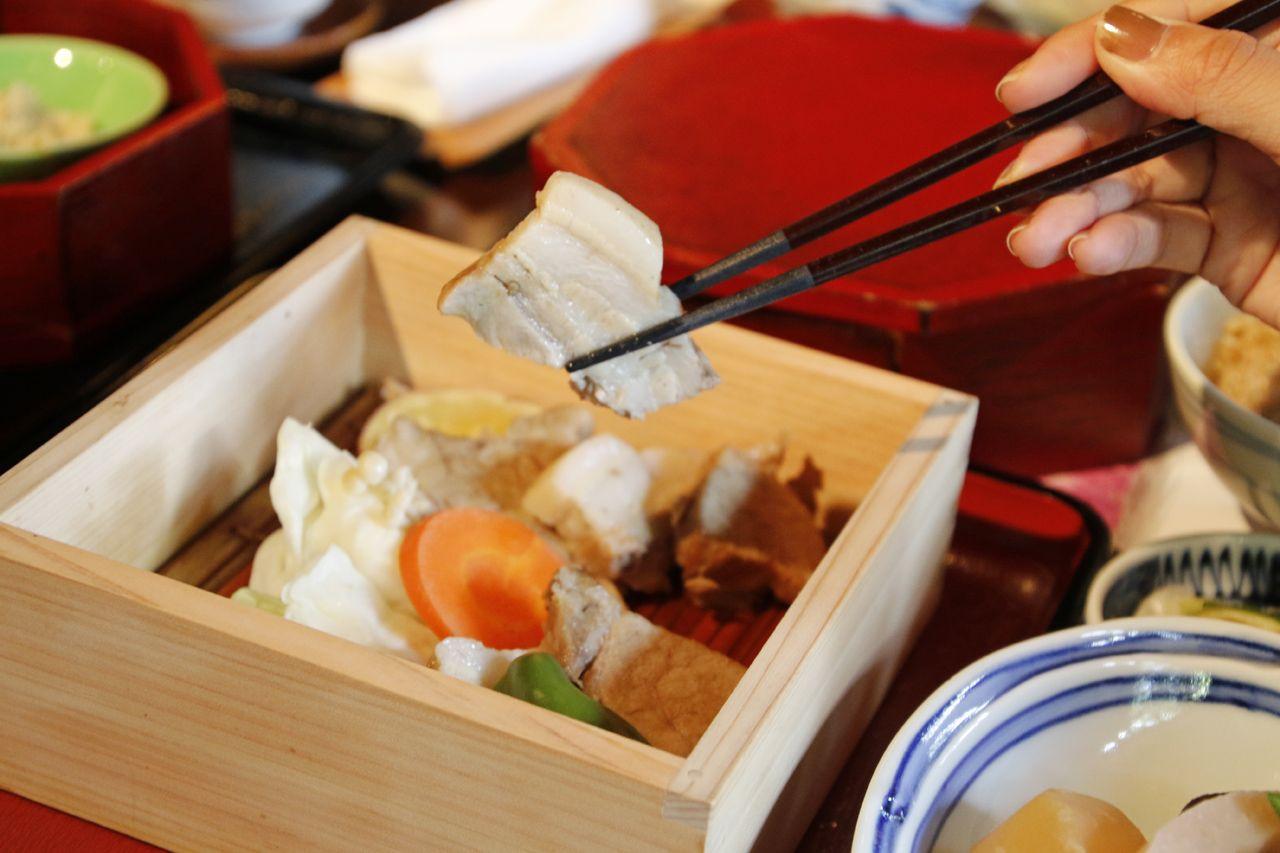 3.ごはんが美味しい!糸島産ブランドの食を堪能
