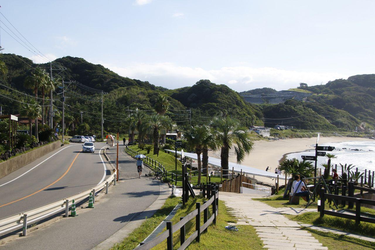 4.楽しい糸島ドライブを!海を眺めながら走ろう
