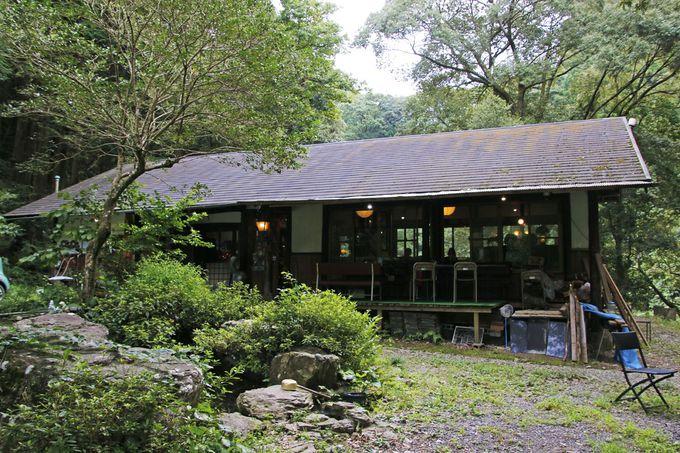 長崎・東彼杵にある穴場の「湧き水カフェ 風水庵」