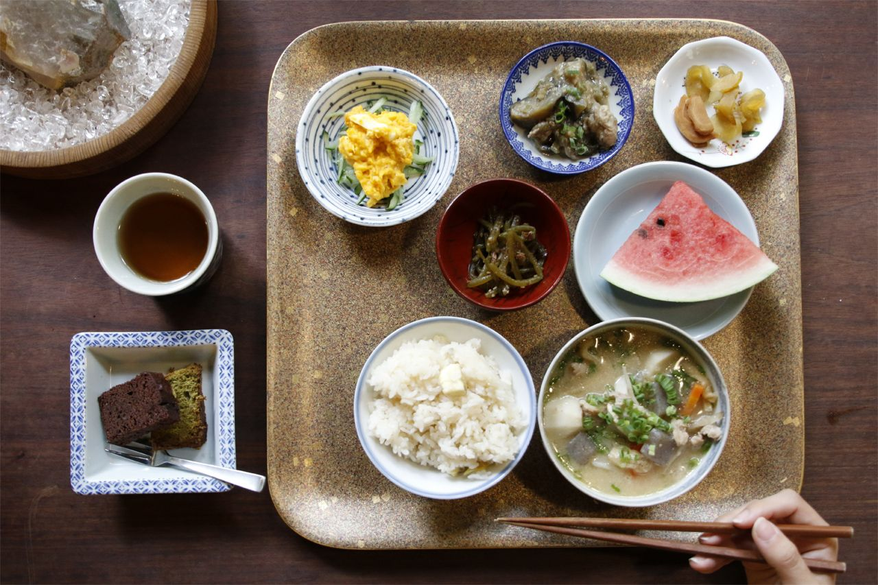 長崎・東彼杵「湧き水カフェ 風水庵」でほっこり穴場ランチ