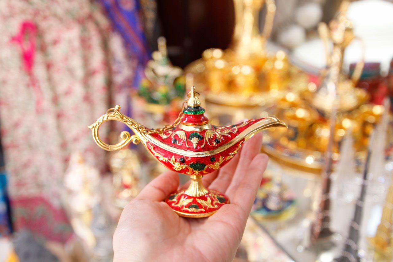 スークで買えるファッション小物&アラビアン雑貨