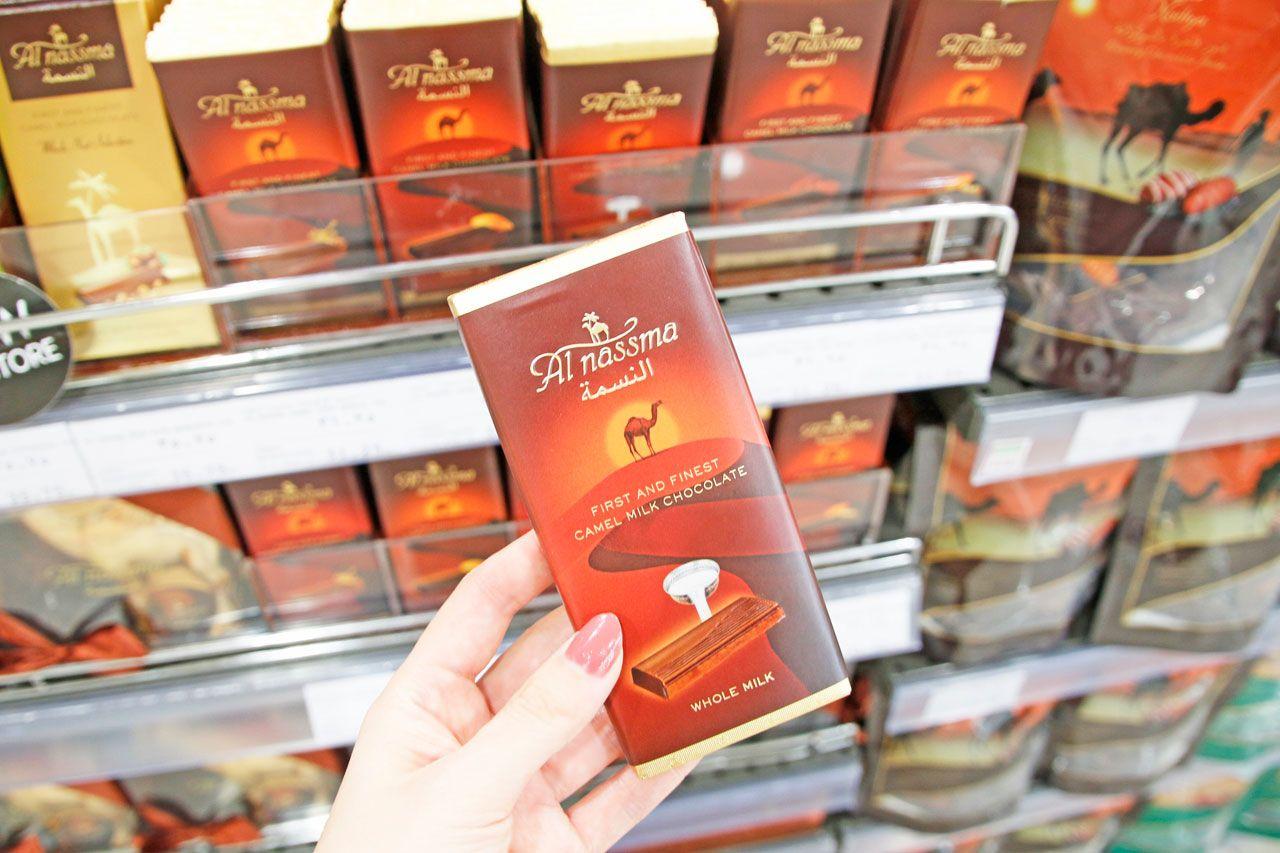 メイドインドバイ〜有名なパッチまで。チョコレートのお土産