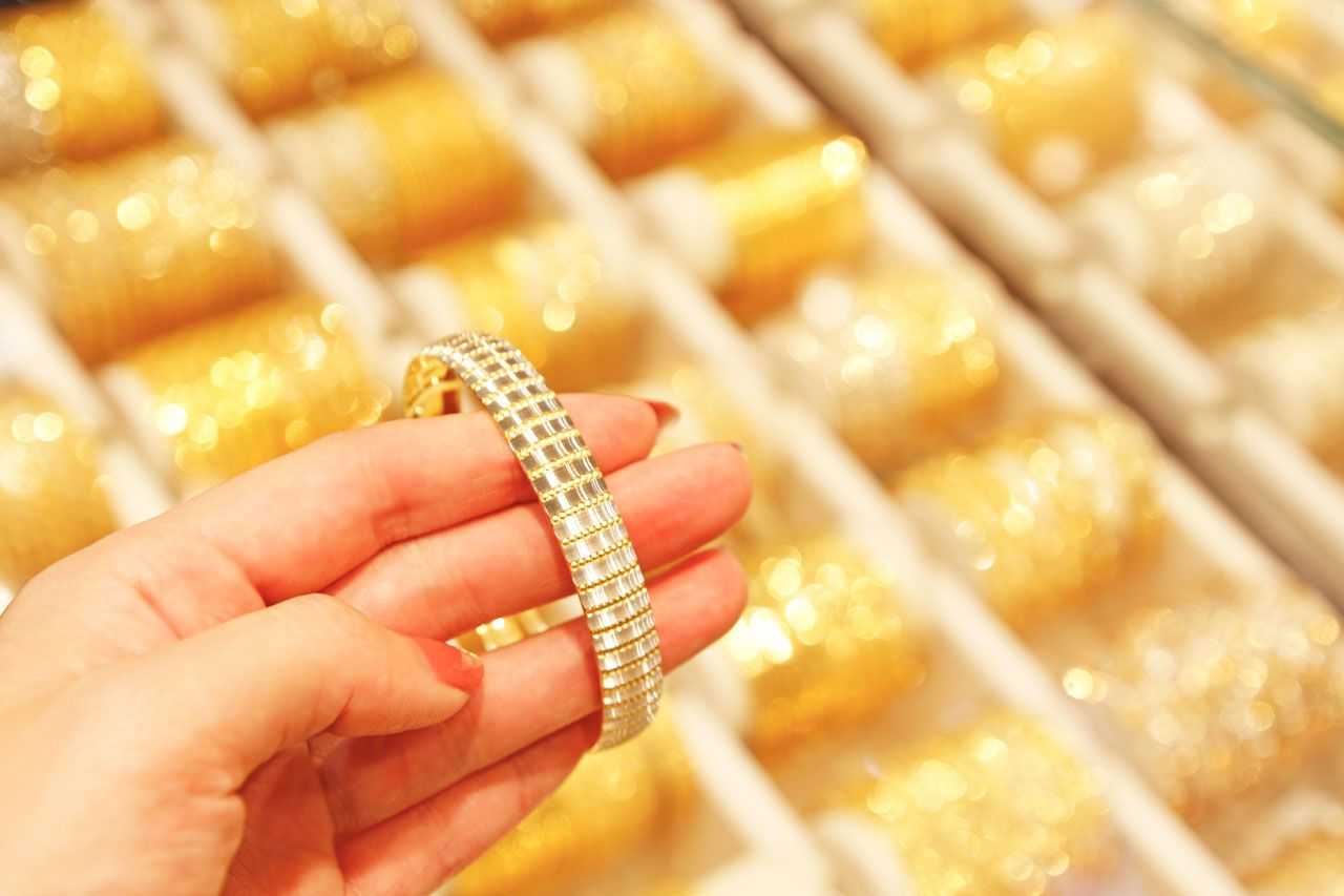 ゴールド・スークは、一生モノの金を手に入れよう