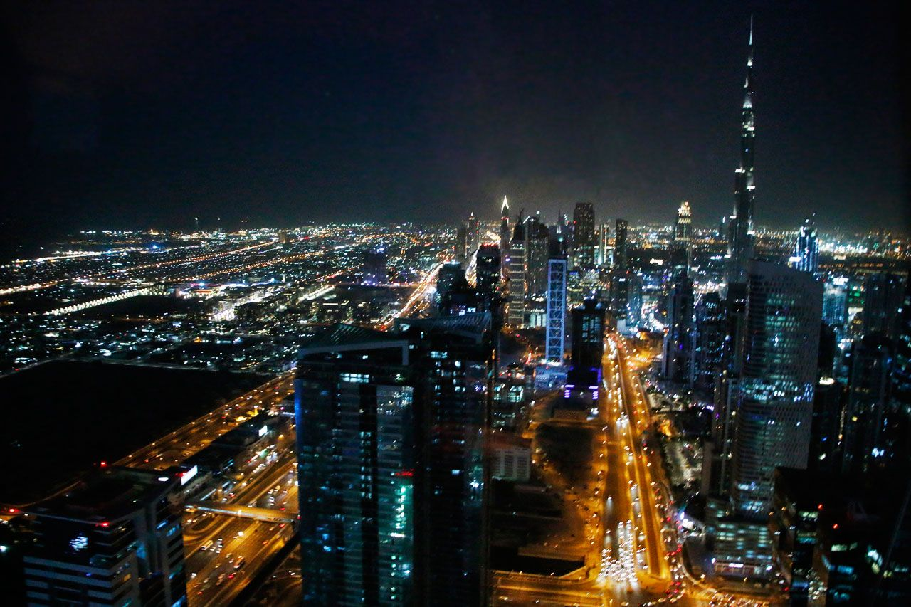 2.世界の最先端・発展都市を体感できる