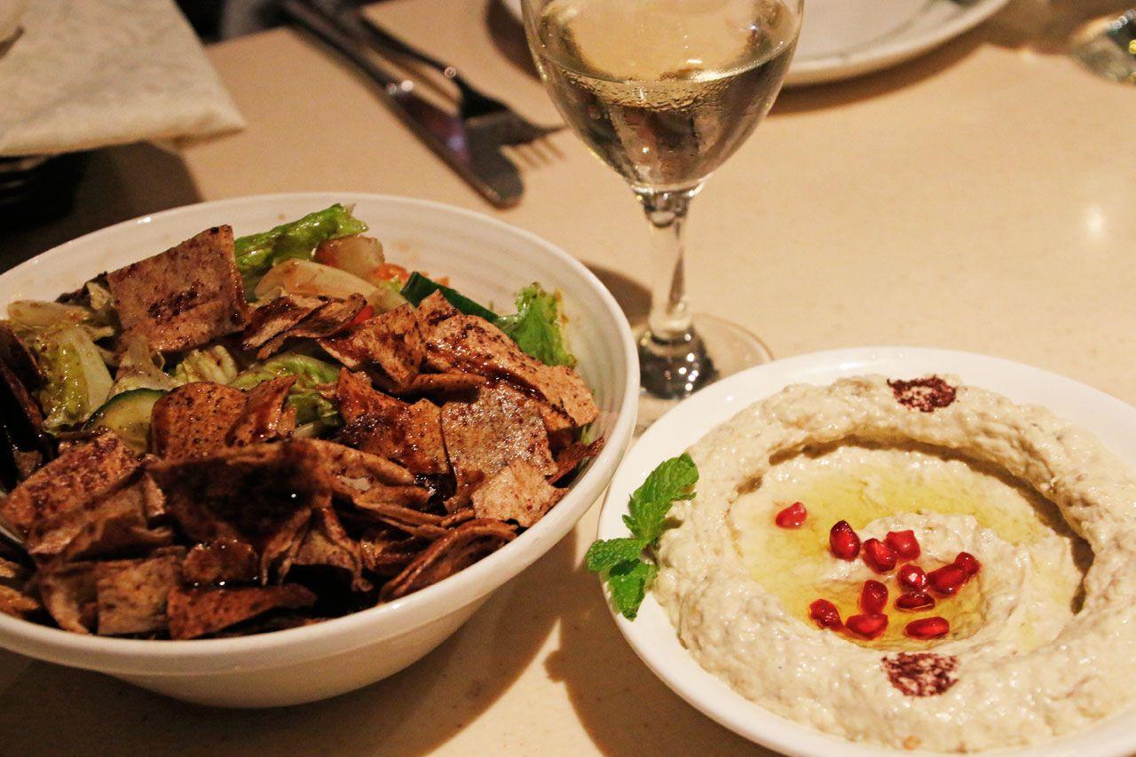 5.中東・アジア・欧米…世界各国の食を味わえる