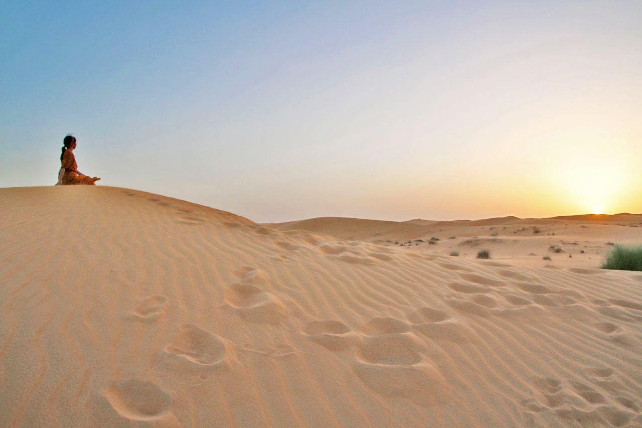 デザートサファリはドバイ観光の定番!砂漠ツアーに行こう