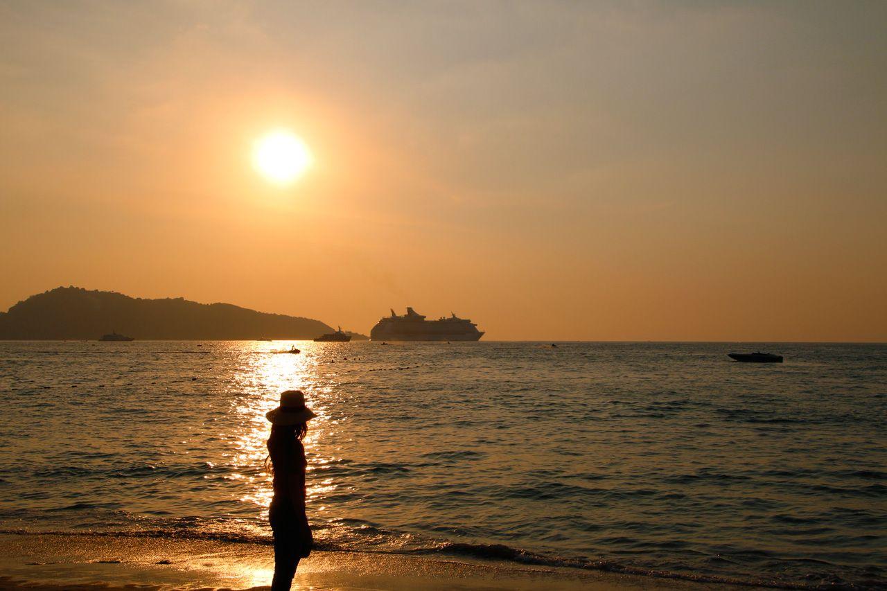 タイ・プーケットの定番メインビーチ!パトン・ビーチ