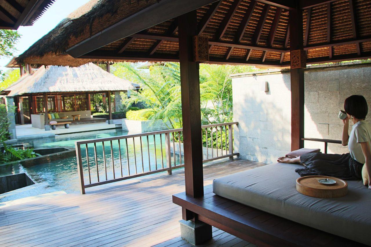 バリ島・ウブドに佇む、癒しの楽園。「星のやバリ」とは