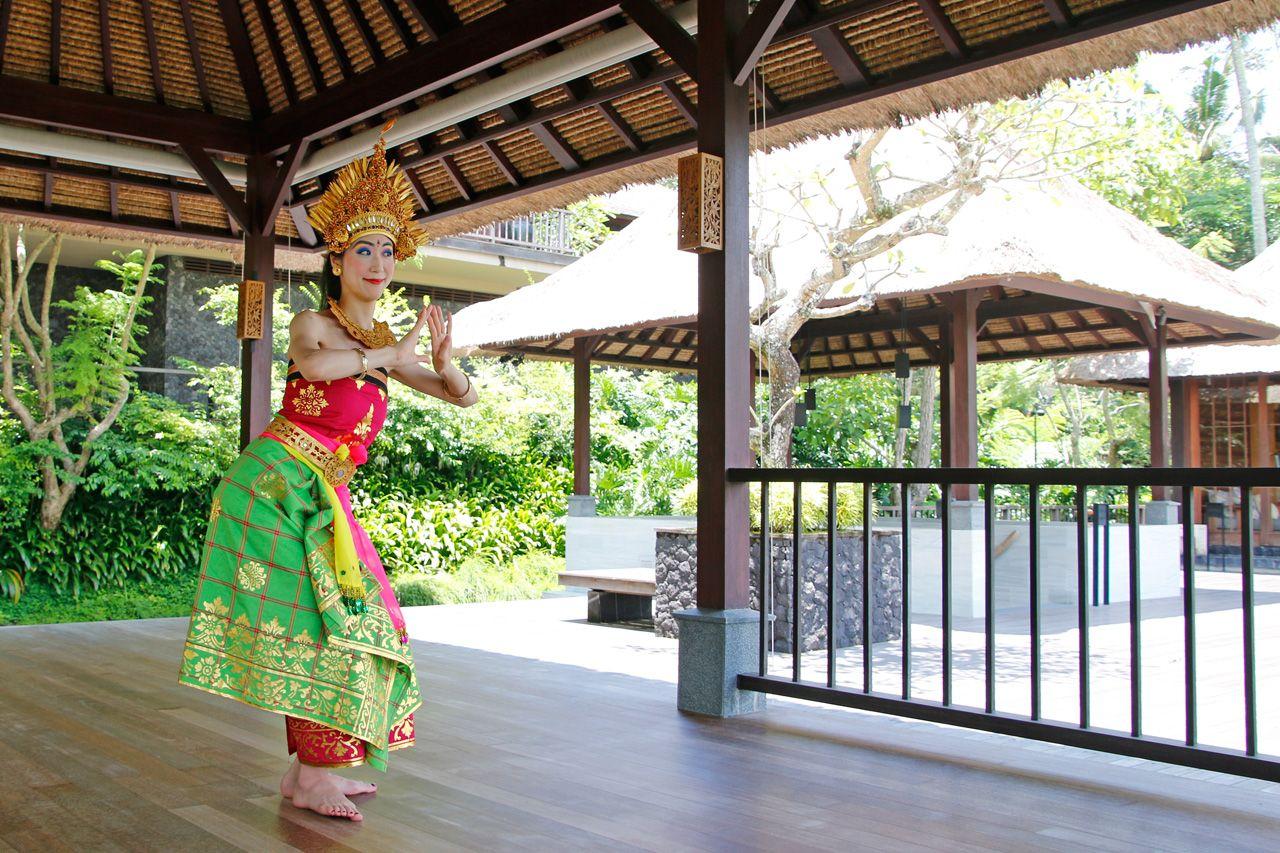 星のやバリ「バリ舞踊美人滞在」できれいに!バリ島美容女子旅