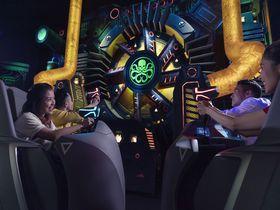 アントマン&ワスプ:ナノ・バトル!が香港ディズニーランドに誕生!