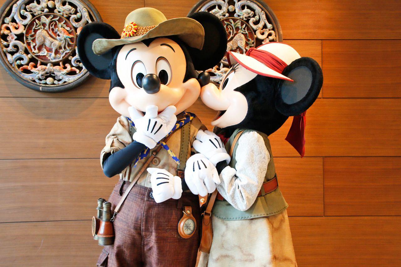 香港ディズニーおすすめホテル!ディズニー・エクスプローラーズ・ロッジ