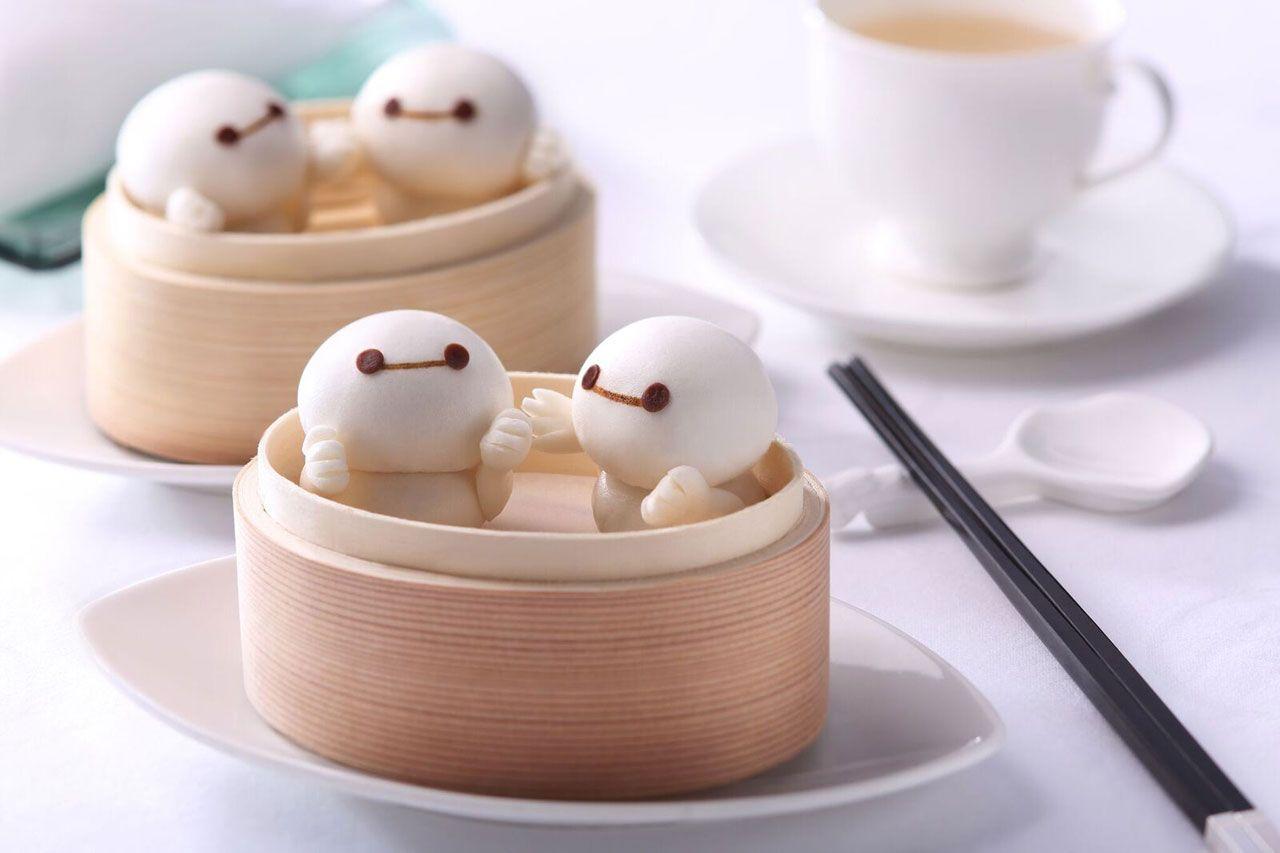 ディズニー飲茶がかわいすぎ!香港「クリスタル・ロータス」