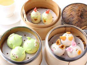 香港「クリスタル・ロータス」でディズニー飲茶を楽しもう!