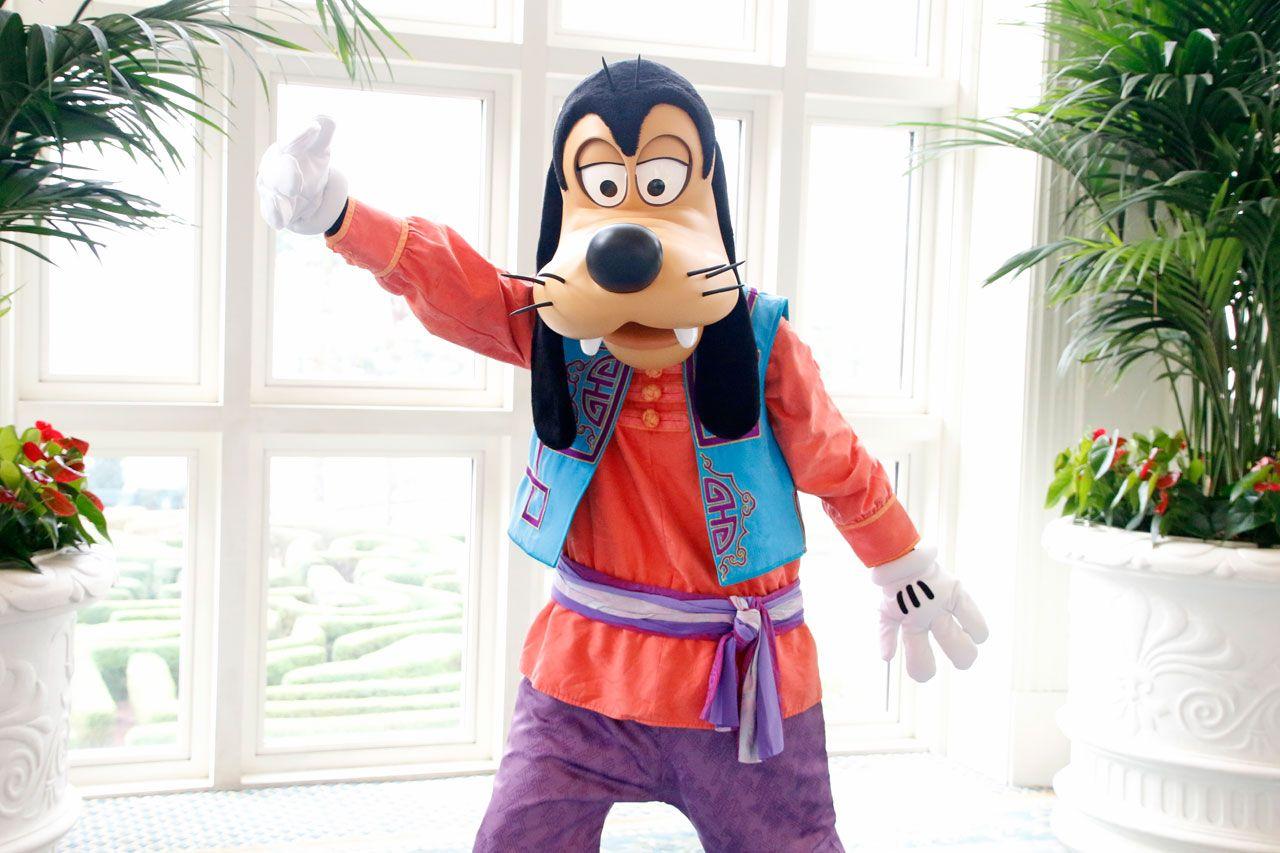 ミッキー&フレンズとふれあうなら、ホテルがおすすめ!