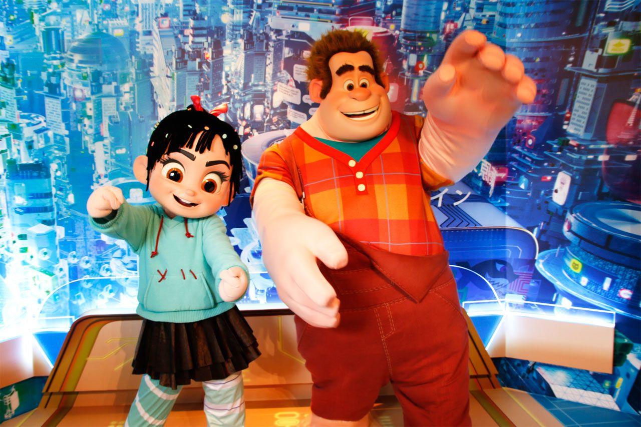 香港ディズニーランドで会いたい!レアキャラクター