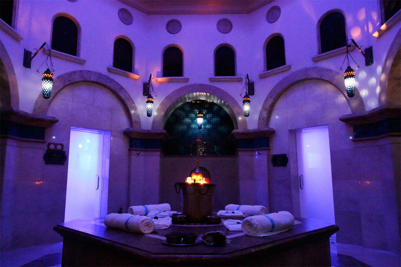 ドバイ女子旅でハマム体験!アラビアンな癒しのスパへ