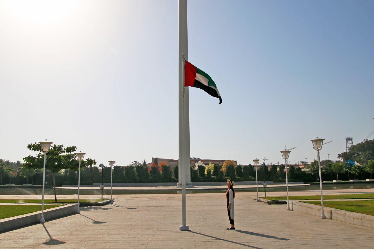 UAEはじまりの場所。ドバイ「エティハド博物館」