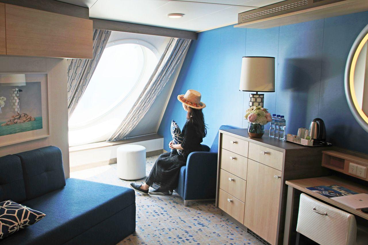海を見る?価格重視?選べるスタイリッシュな客室