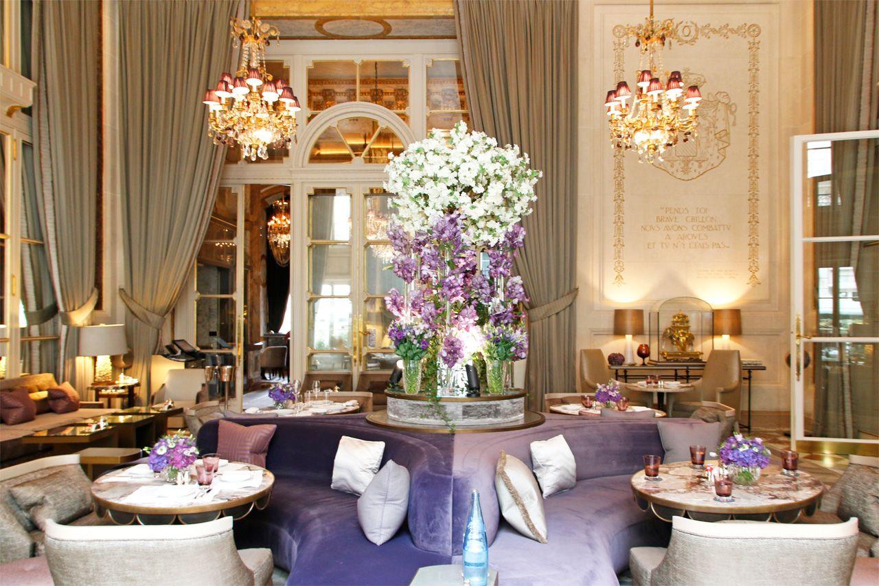 オテル ドゥ クリヨンで心地よい贅沢を。パリの最高位・パラスホテル
