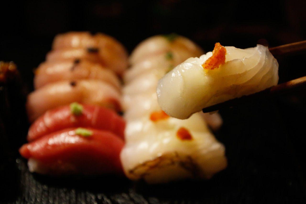 5.日本食が恋しくなったら。アメリカ流寿司店SUSHI-SAN