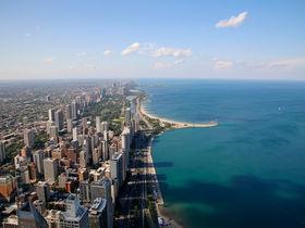 360シカゴでミシガン湖の絶景を!シカゴ観光で行くべき展望台