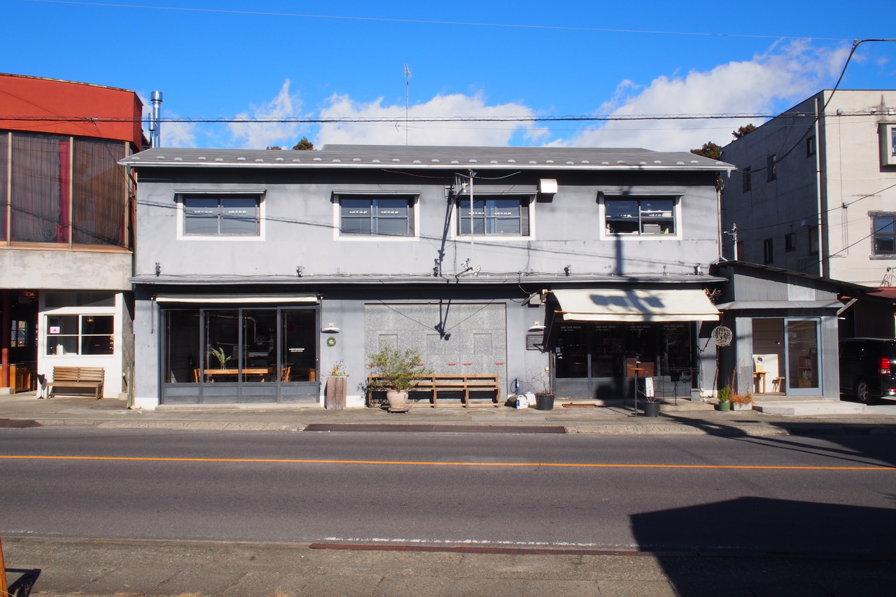 SHOZO streetはじまりの場所。「1988 CAFE SHOZO」